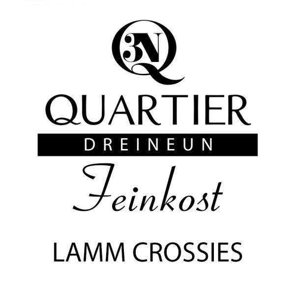 Q3N Feinkost Lamm Crossies
