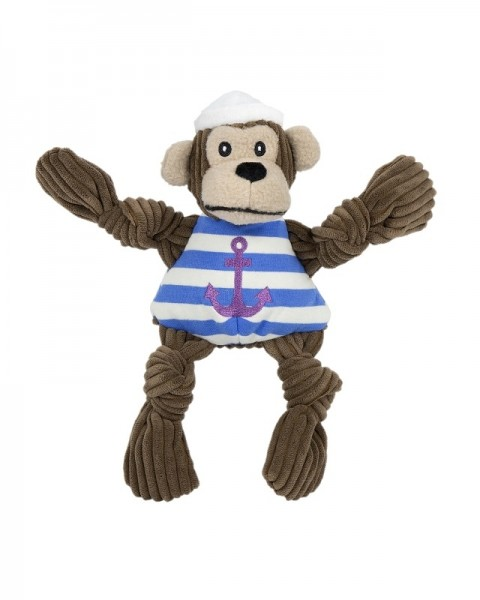 Hugglehounds Hundespielzeug Sailor Chimp Knottie
