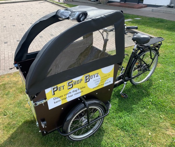 dog-E-bike mieten in HAMBURG