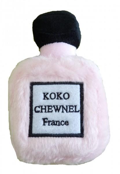 Hundespielzeug Plüsch Parfum Koko Chewnel