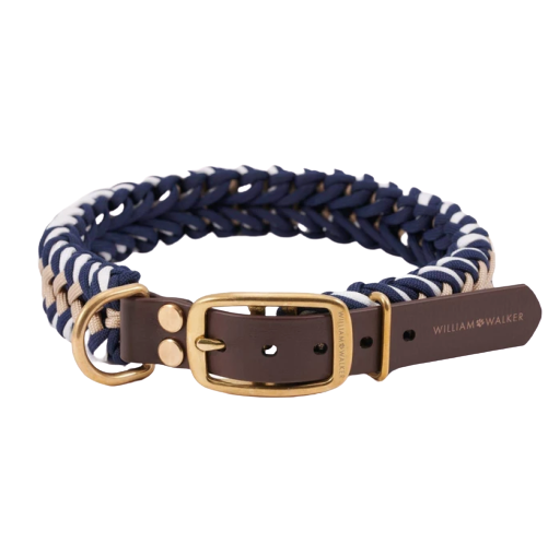 William Walker Paracord Hundehalsband Hanseatic