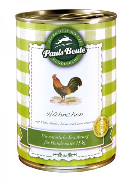 Pauls Beute Nassfutter Hühnchen