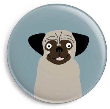Magnet Hund - Mops
