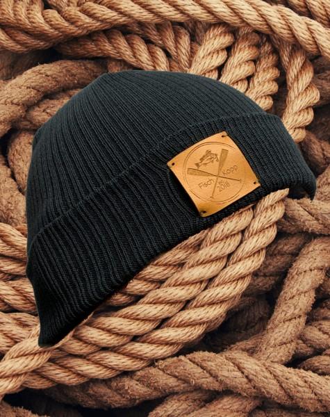 Fischkopp Mütze Küpper Black