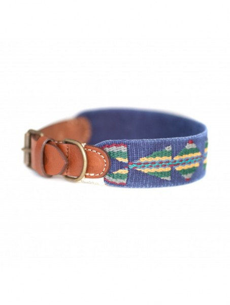 Buddys Halsband Etna Blue