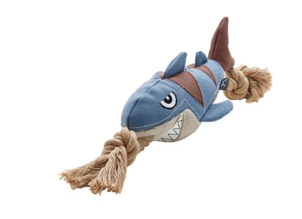 Hundespielzeug Harri der Hai