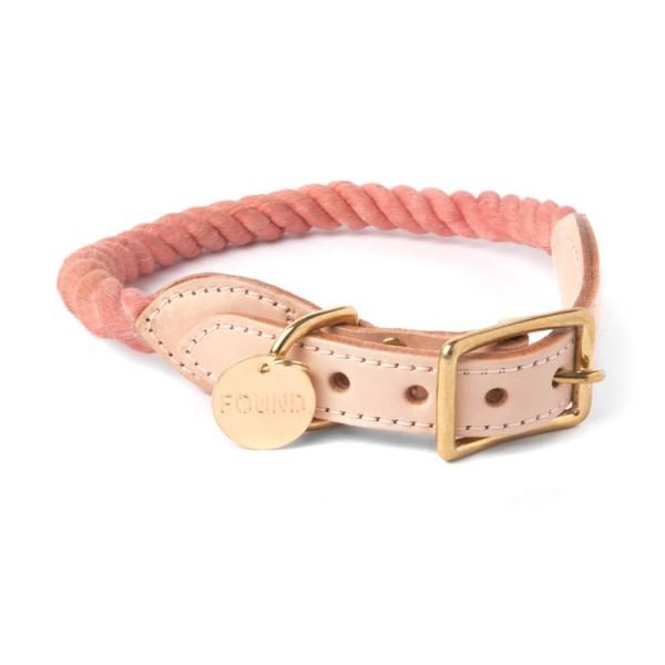 Found my animal Halsband Rope Blush