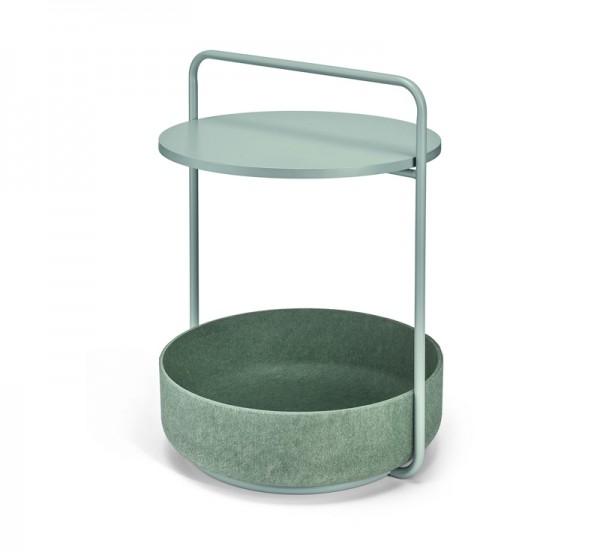 MiaCara Tavolino, Beistelltisch, Dusty Green
