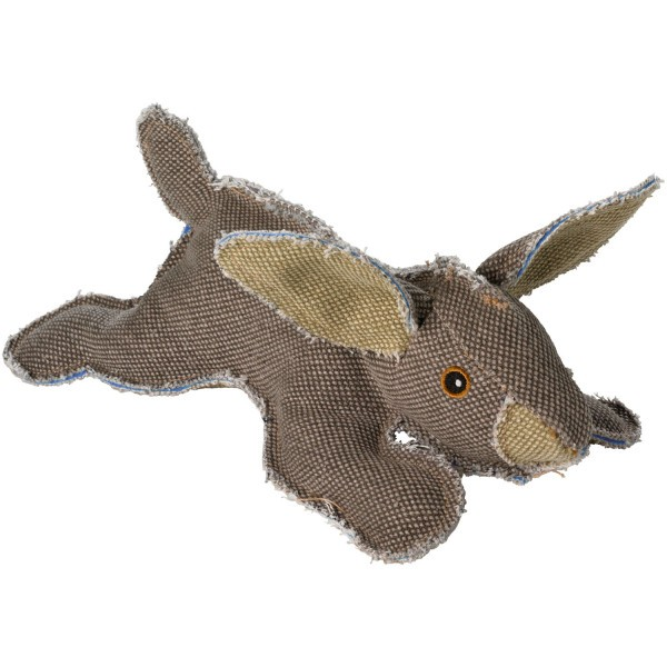 Hunter Hundespielzeug Canvas Kaninchen
