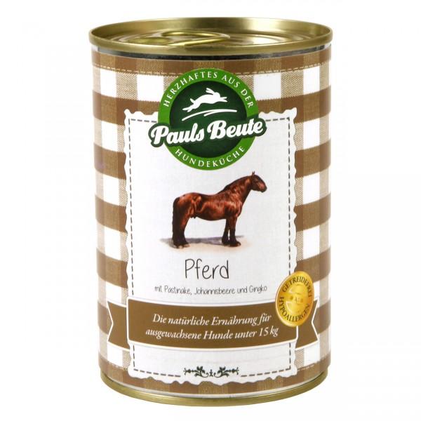 Pauls Beute Nassfutter Pferd