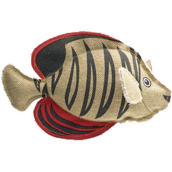 Hunter Hundespielzeug Canvas Maritim Angelfish