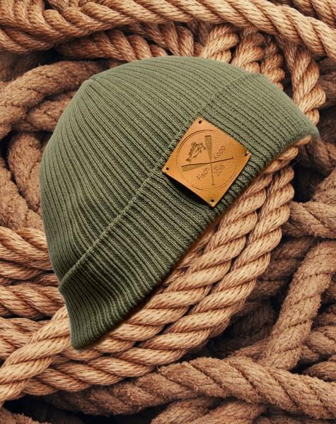Fischkopp Mütze Küpper Green