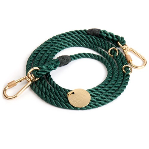 Found my animal Verstellleine Rope Hunter Green
