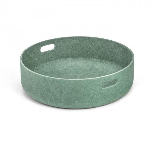 MiaCara Spielzeugkorb Cesto Dusty Green