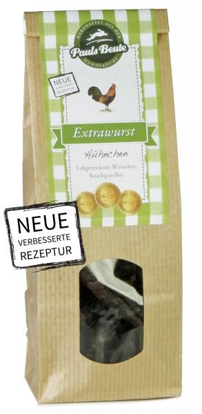 Pauls Beute Extrawurst Huhn