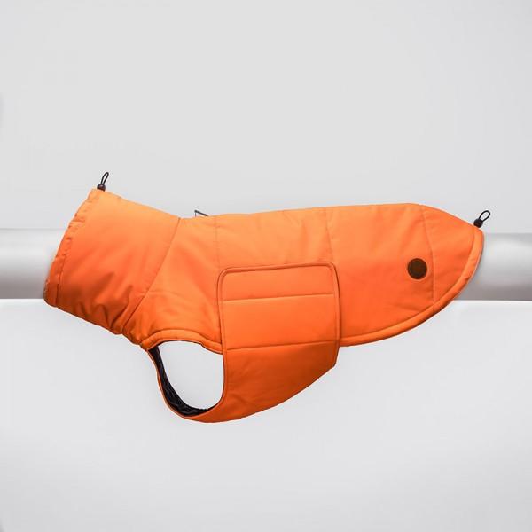 Cloud7 Hundewintermantel Yukon Orange