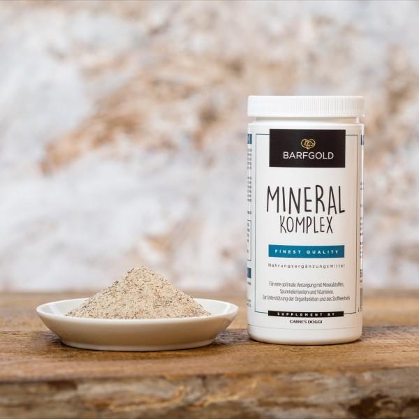 Barfgold Nahrungsergänzung Mineralkomplex
