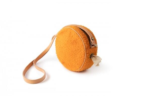 2.8 Umhängetasche Mini Margaret Casentino Orange