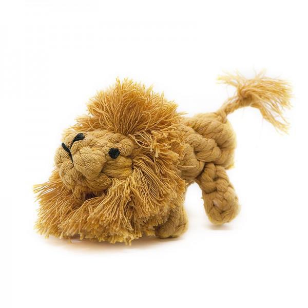 Zahnreinigungsspielzeug Löwe