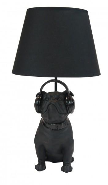 Tischlampe Bulldogge