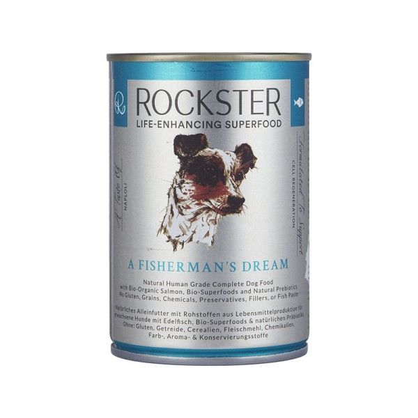 Rockster Nassfutter Fisch 'A Fisherman's Dream'