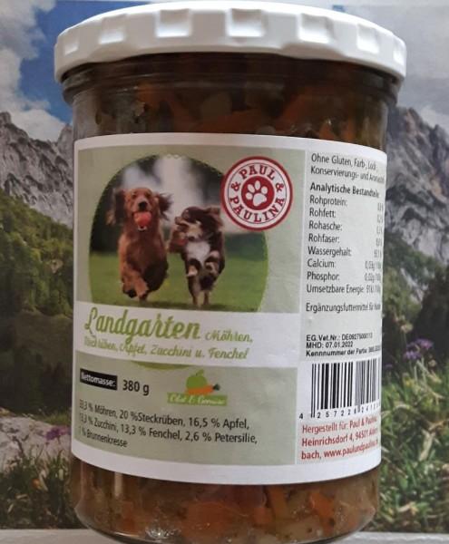 P&P Nassfutter Eingmachts Gemüsetopf Landgarten