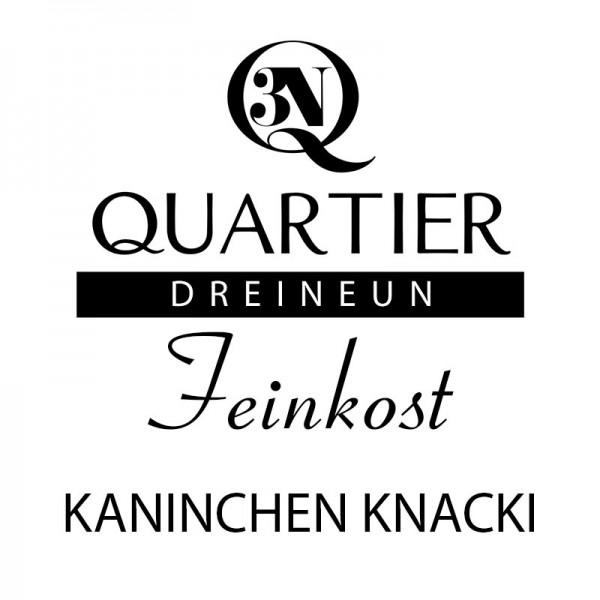 Q3N Feinkost Kaninchen Knacki