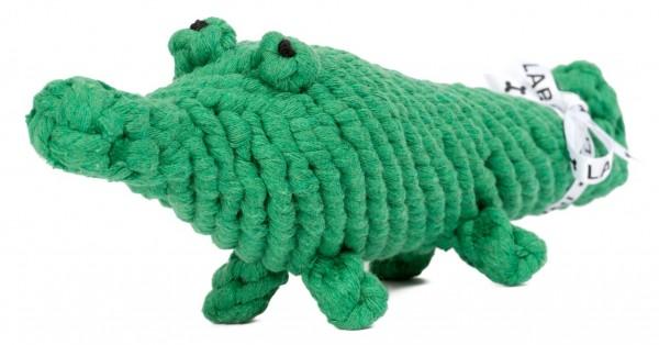 Laboni Tauspielzeug Kalli Krokodil