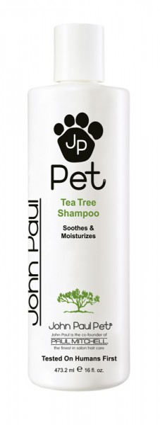 John Paul Pets Tea Tree Shampoo