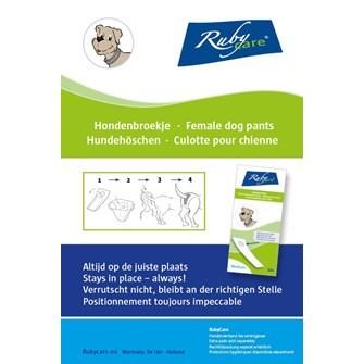 Hundehöschen für läufige Hündinnen