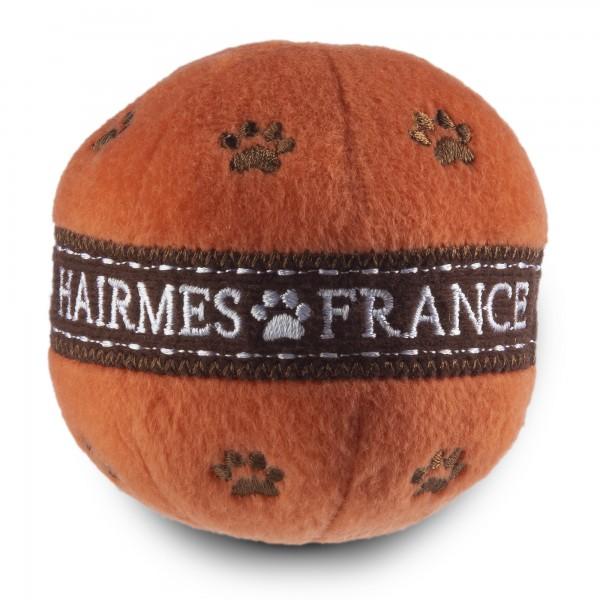 Hundespielzeug Plüschball Hairmes