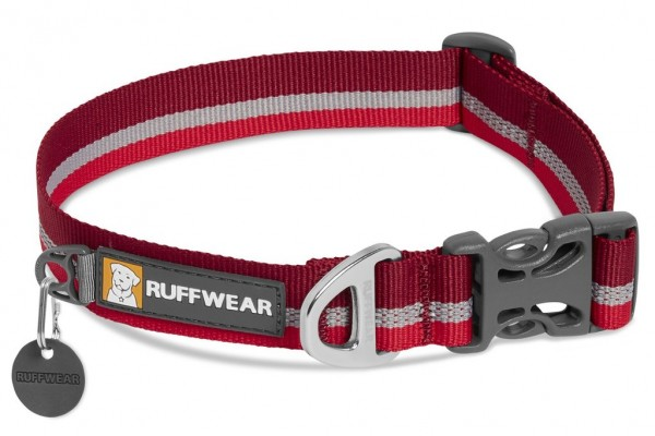 Ruffwear Halsband Crag Collar Cindercone Red