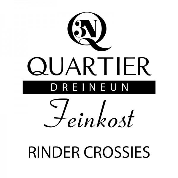 Q3N Feinkost Rinder Crossies