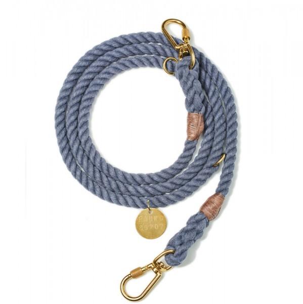 Found my animal Verstellleine Rope Blue Jean up-cycled