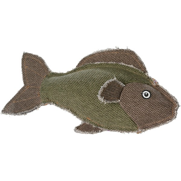 Hundespielzeug Canvas Maritim Fisch