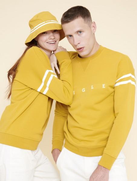 aigle Sweatshirt Wandri Lemony