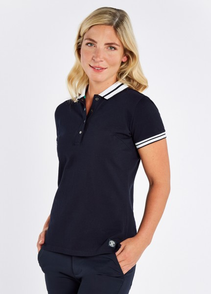 Dubarry of Ireland Damen Poloshirt Parkmore Navy