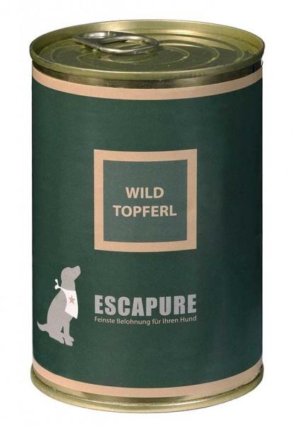 Escapure Nassfutter Wild Topferl