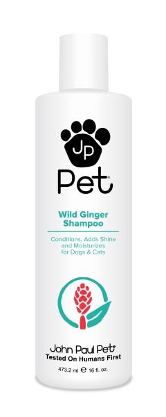 John Paul Pets Wild Ginger Shampoo