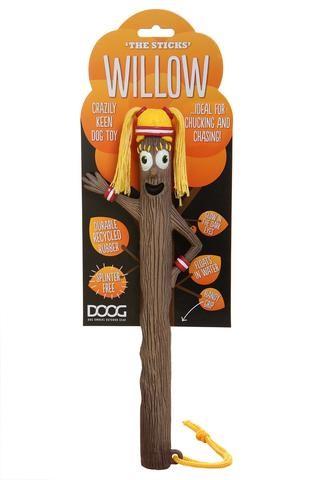 Hundespielzeug 'Barker family' Stick Willow