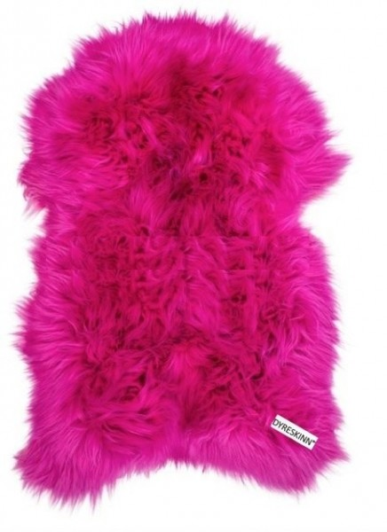 Schaffell Pink