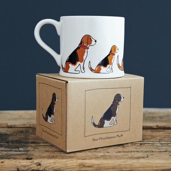 Sweet Williams Tasse - Beagle