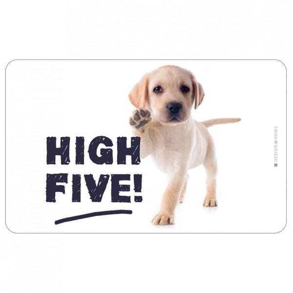 Brettchen / High Five