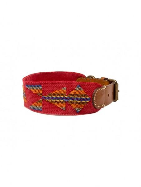 Buddys Halsband Etna Red