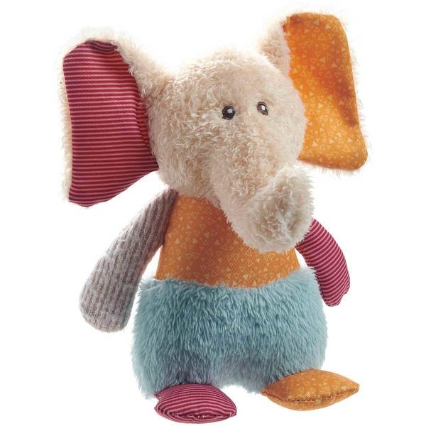 Hunter Dog Toy Muli Elefant