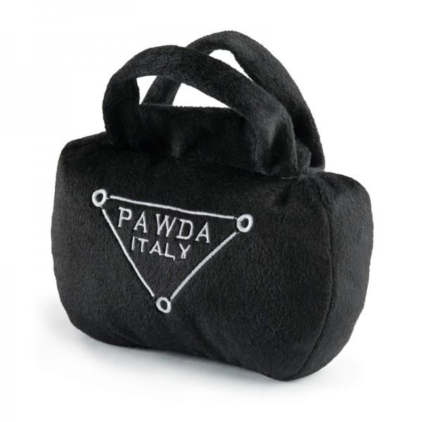 Hundespielzeug Plüsch Handtasche Pawda