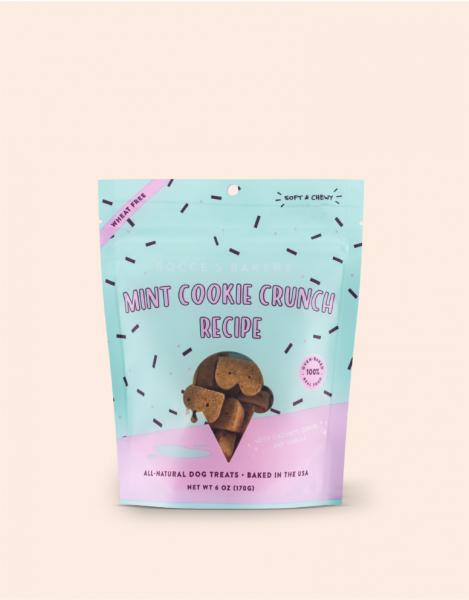 Bocce's Bakery Hundekeks Mint Cookie Crunch