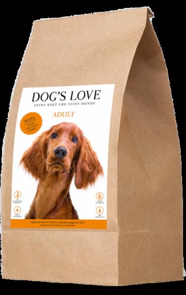 Dogs Love Trockenfutter Pute