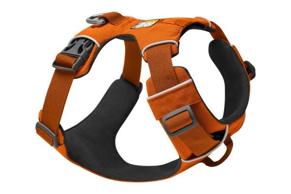 Ruffwear Geschirr Front Range Campfire Orange