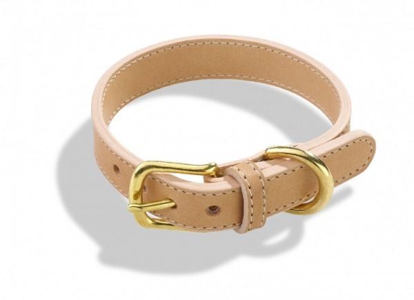 Schröders Hund Halsband Oldschool 2.0, Maple